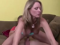 Step mother jodi hypnotizes step son and use him