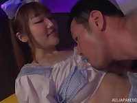 costumed and clothed sex Arihara Ayumi loves more than anything else